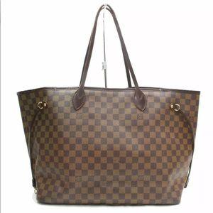 b471c61e8294 Louis Vuitton. Authentic Louis Vuitton Neverfull GM Damier Bag